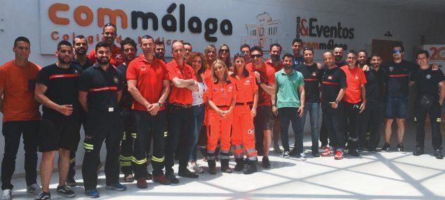 Sesión Técnica Procedimiento Básico Rescate. Colegio de Médicos de Málaga