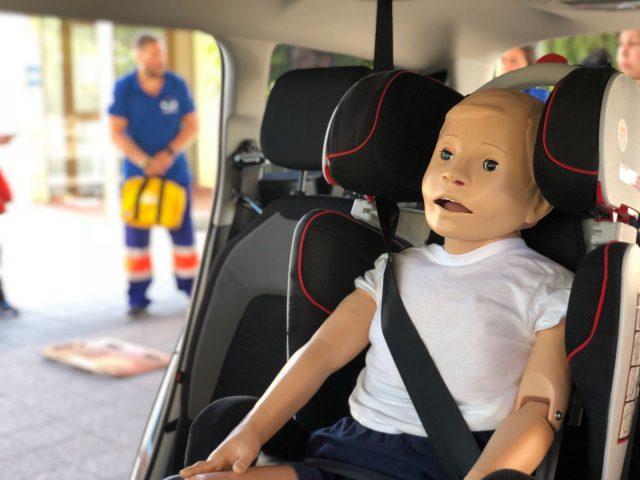 ARTE y SIPE Baby Rescuer en la UCAM